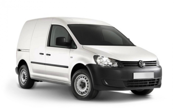 Rent  Small Van VW Caddy