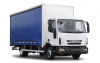 Rent  7.5 Tonne Curtain Side Truck