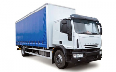 18 Tonne Curtain Side Truck